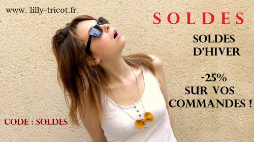 SOLDES !!!!