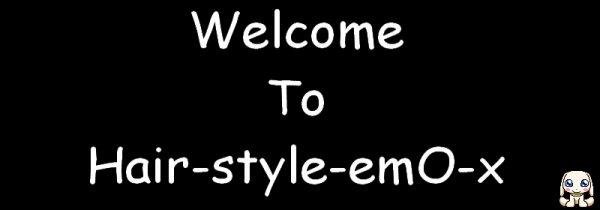 HAIR-STYLE-EMO-X