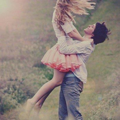 Etre amoureuse