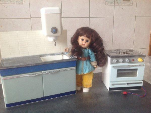 L'équipement pour la cuisine arrive !!!!