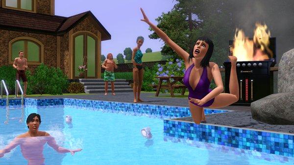 Les Sims 3 sur PS3 et Xbox 360 !
