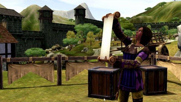Commande Les Sims™ Medieval avant tout le monde !