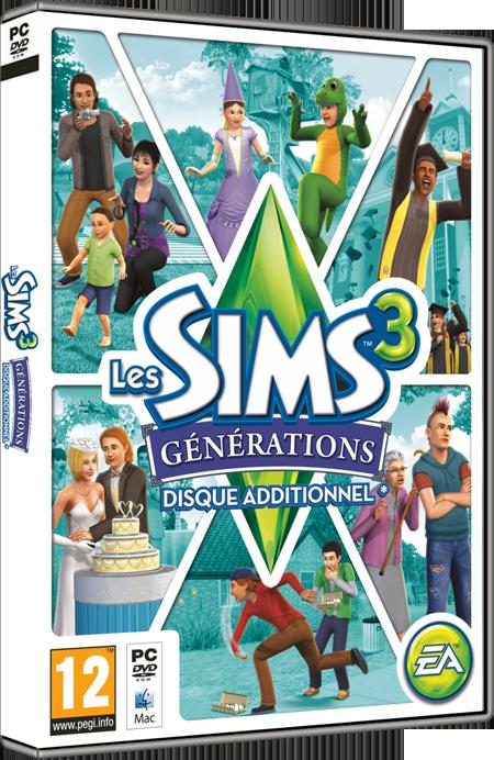 Les Sims™ 3 - Générations !