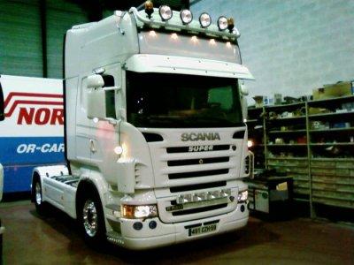 un serie R 620 comme sa c est magnifique