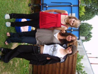 mes deux soeur  et moi
