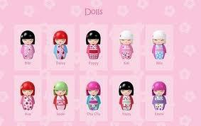 poupée chinoise