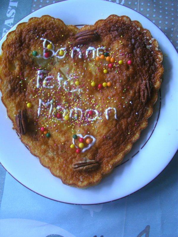 gâteaux pour la fête des mère