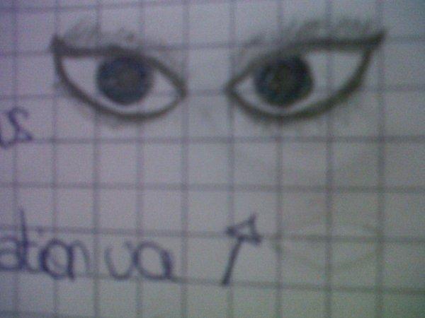 Joli z'n'yeux :3