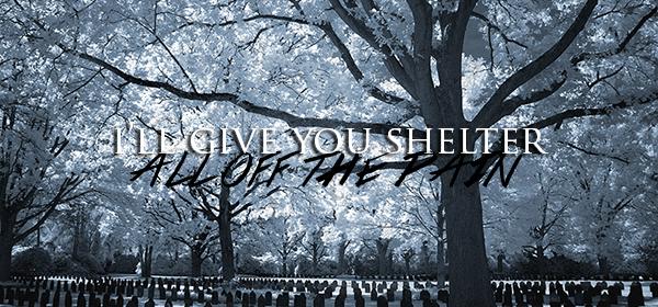 ₪ I'll give you shelter all off the pain FR: JE TE DONNERAI UN ABRI CONTRE LA DOULEUR ₪
