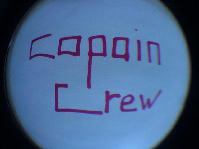 Copain crew, la crew des copain !