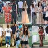 Les looks du Festivale Coachella 2011