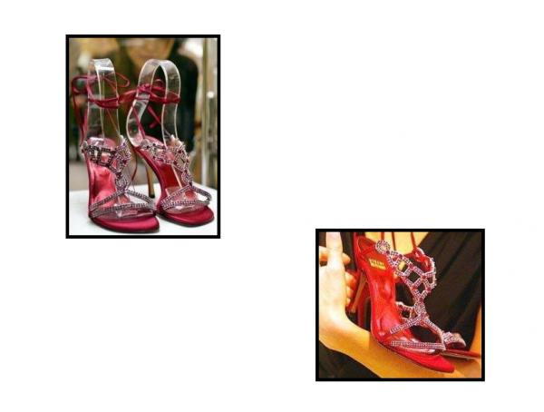 Les chaussures les plus chère au monde