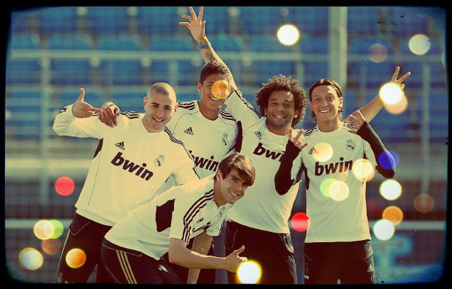 Real Madrid. ♥