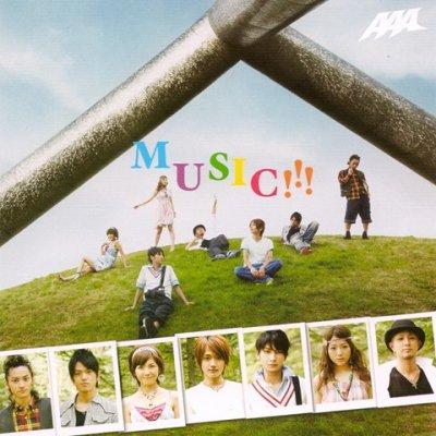 AAA - MUSIC!!! (Vostfr)