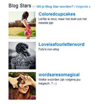blogstar ;d