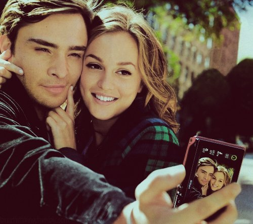 we all love Chuck Bass