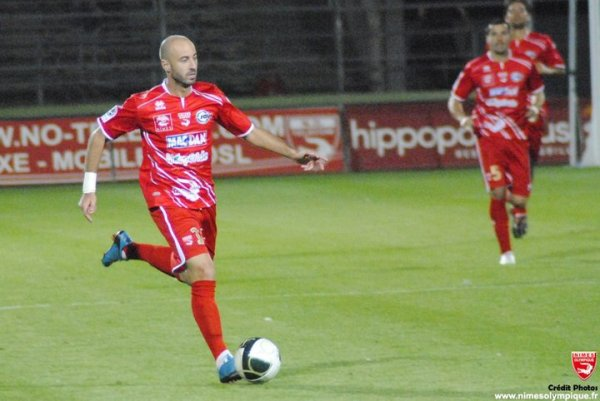Nimes Olympique 2-0 Angers SCO