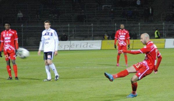 Nîmes Olympique 2-1 Vannes OC