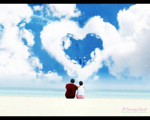 """"""" Je t'aime, un mot de huit lettres pour dire : voici mon c½ur et mon âme, tu peux les mettre en pièce si tu veux. """""""