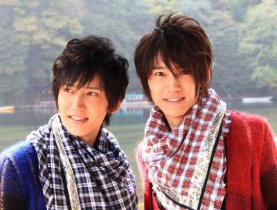 Kazuya et Naoya Sakamoto