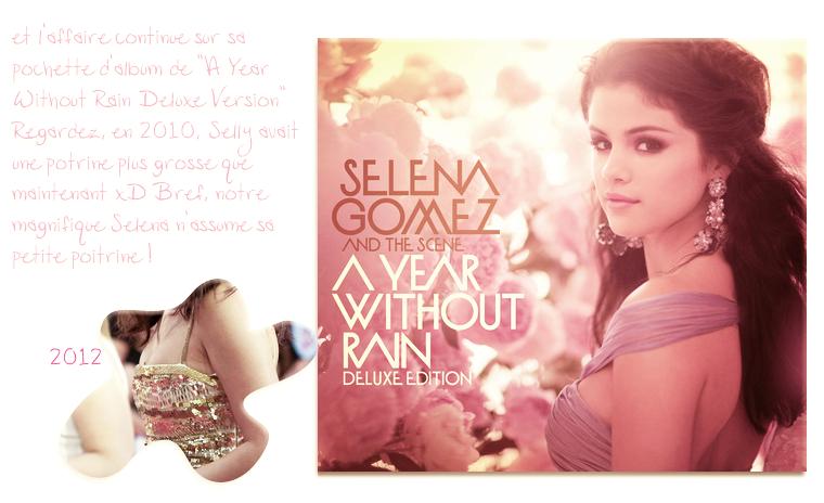 Article spécial Selena Gomez