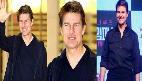 Tom Cruise est actuellement en pleine promotion pour le nouveau Mission Impossible Fallout à Paris et en Corée !