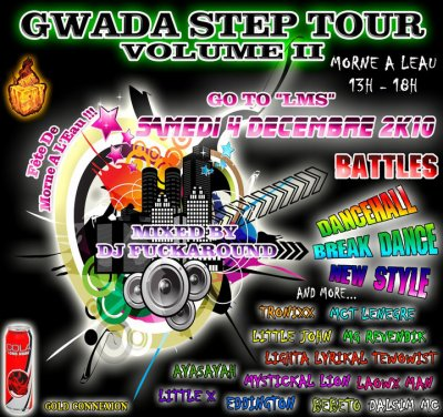 Gwada Step Tour Volume 2