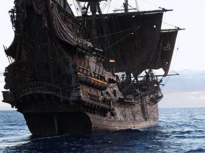 Jack Sparrow Fanfic Chapitre 6