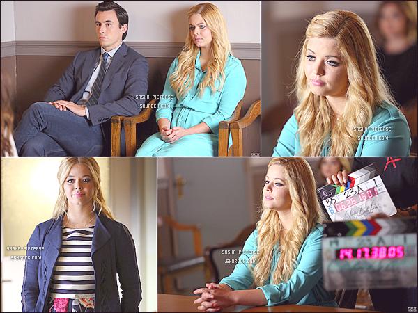 . Pretty Little Liars ● ●● ●Toutes les dernières news des Liars dans la saison 6B !