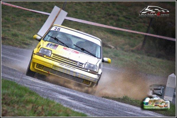 Rallye val d'ance 2013