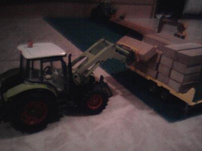 Batiments construits par mon frère