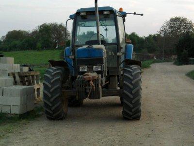 divers tracteurs