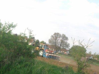Semis de maiis 2011!!!