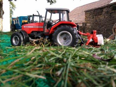 Mon dio en miniature agricole 1/32ème!!!