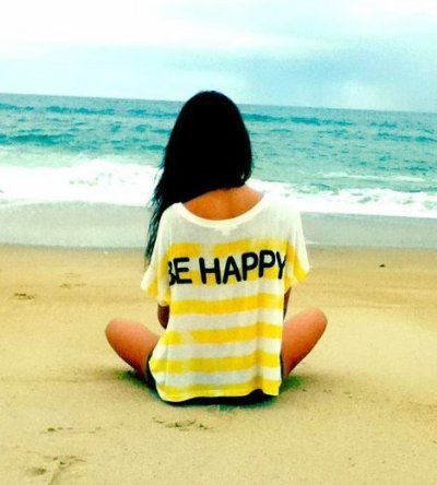 Happyness ♥ Life is Be-you-tiful. Don't Worry, Be Happy ! Mdr'