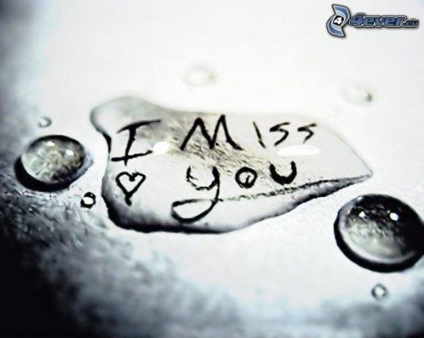 j'ai l'espoir que tu me reviens un jour