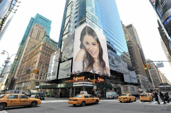 Violetta à New-York !
