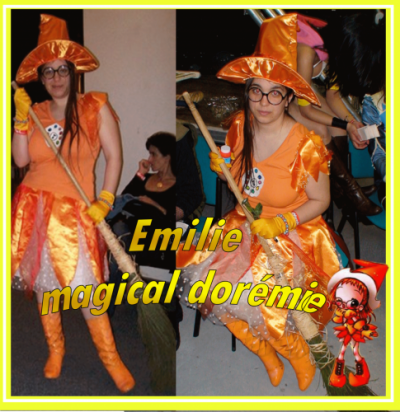 EMILIE MAGICAL DOREMI