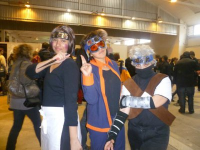 COSPLAY 10 kakashi version gaiden