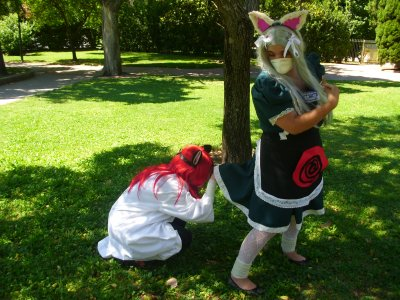 cosplay kakashi snj maid