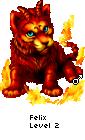 Un nouveau tigre un peu spécial...
