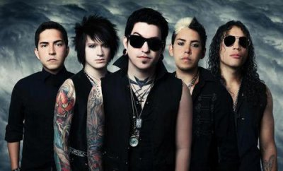 Escape The Fate. ♥