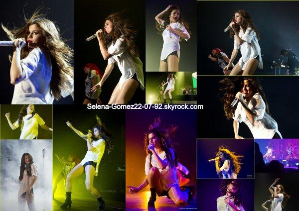 Stars dance tour ( Amsterdam )  , photos avec les fans , promotion de Getaway