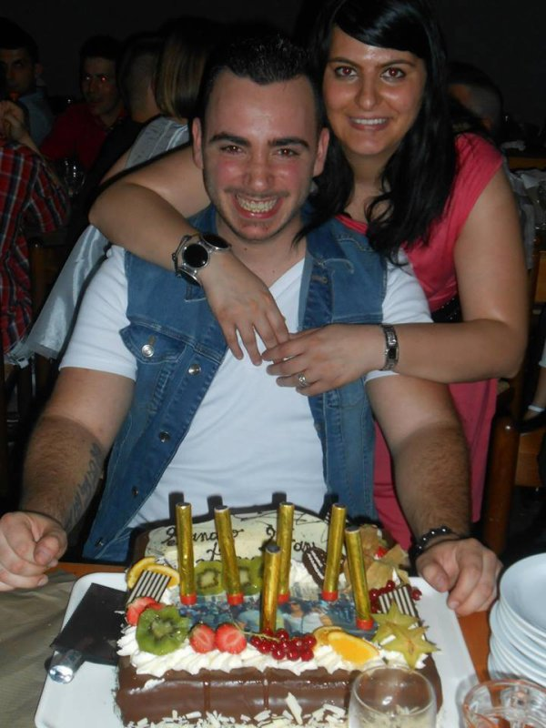 Anniversaire Sandro et Alexandra