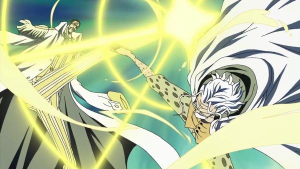 L'univers One Piece : les Fluides ( ou Haki )