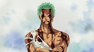 Les personnages : Zoro