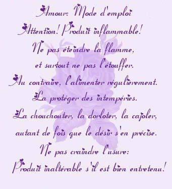 Recette De L Amour Mon Blog Perso