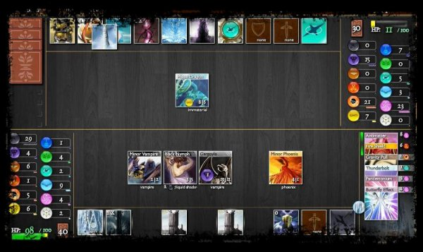 Elements - Free online Fantasy Card Game