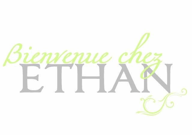 Notre Petit Ethan