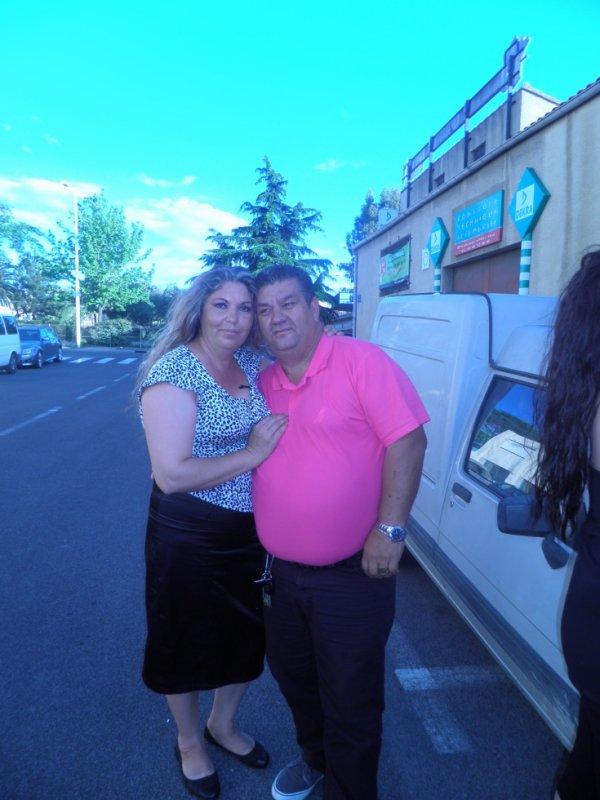 mi papa y mi mama